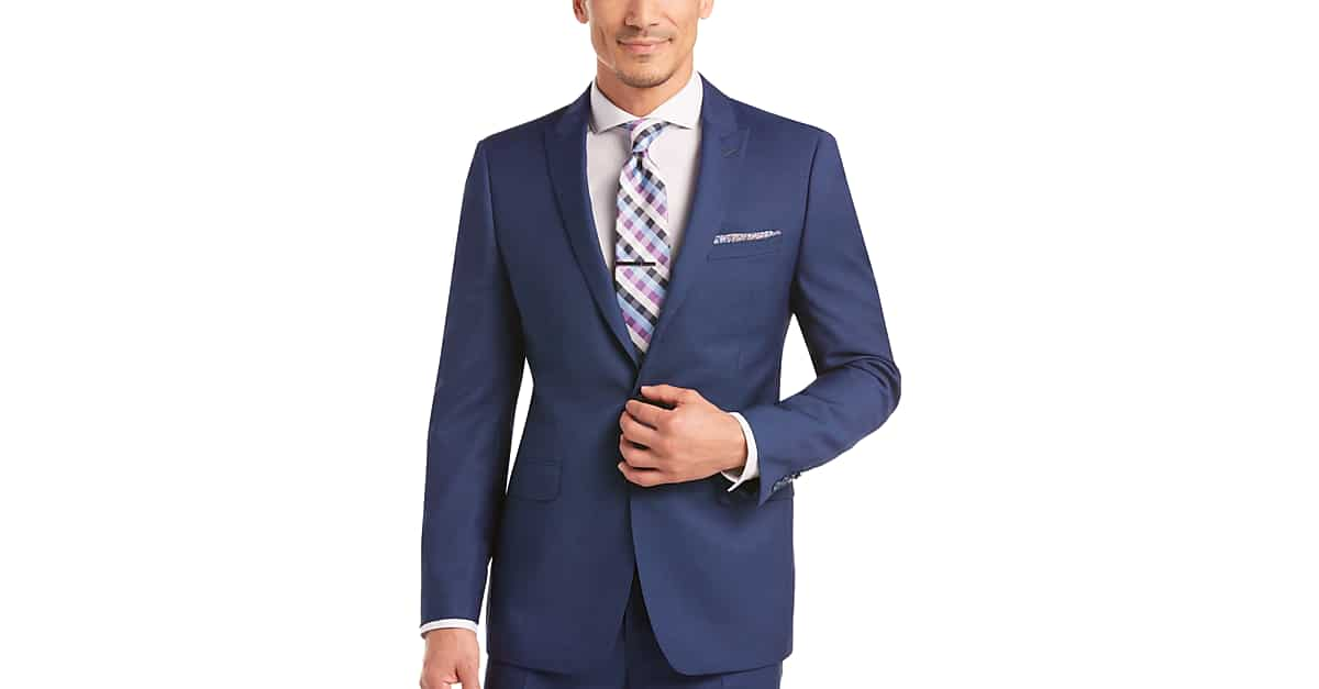 Slim Fit Suits - Skinny Suits for Men | Men\'s Wearhouse
