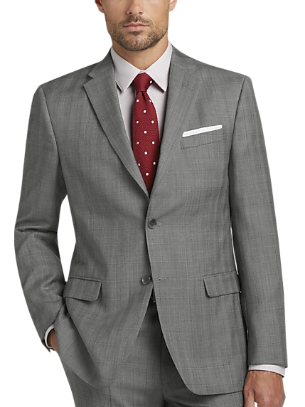 Men's Gray Suit | Men's Wearhouse