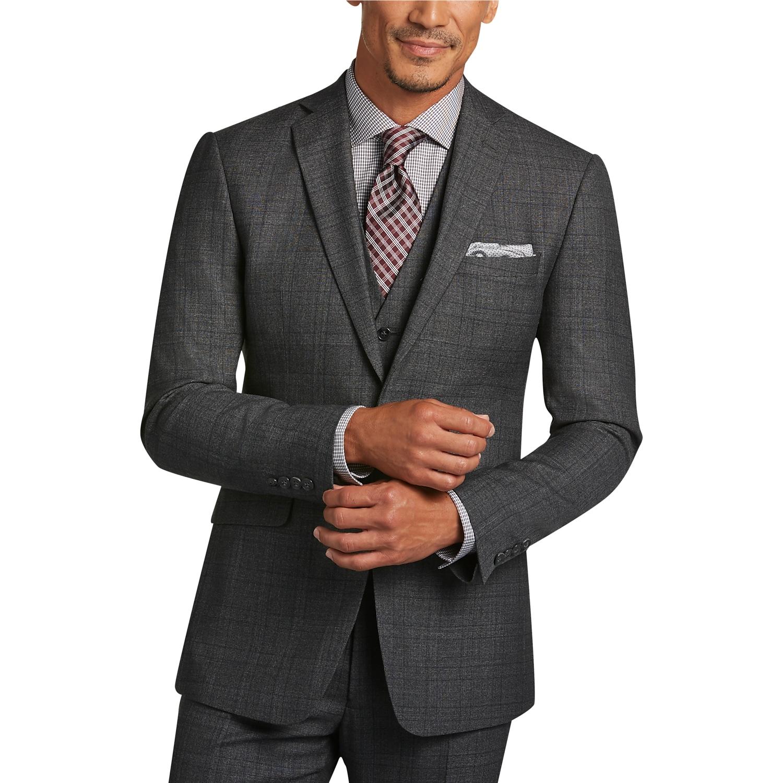 Men's 3 Piece Vested Suits, Suits with Vests | Men's Wearhouse