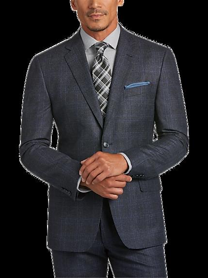 Mens Fine Italian Suit   Men's Wearhouse