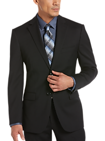 cf42fcbb9d331a Mens Suits - Awearness Kenneth Cole Black Slim Fit Suit Separates Coat -  Men's Wearhouse