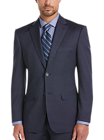 895b633fcbaa Mens Suits - Awearness Kenneth Cole Blue Slim Fit Suit Separates Coat -  Men's Wearhouse