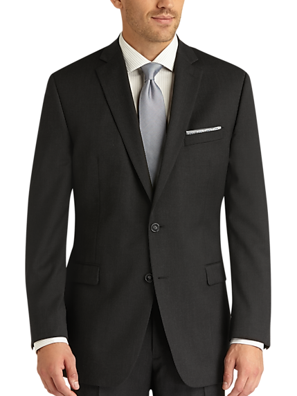 Men's Charcoal Suit - Dark Grey Suit | Men's Wearhouse