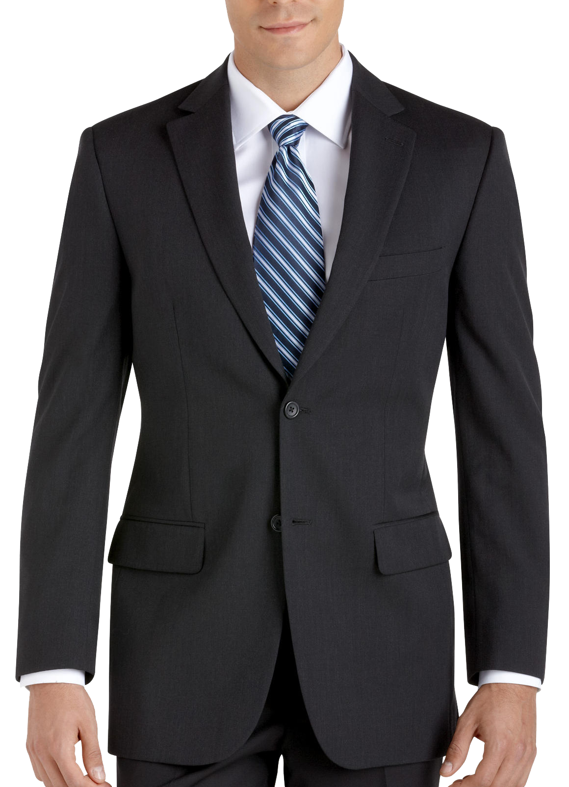 2-Pk. Pronto Uomo Platinum Portly Suit Separates Coat