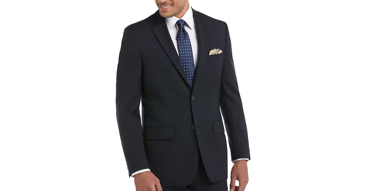 Portly Suits for Men   Men's Wearhouse