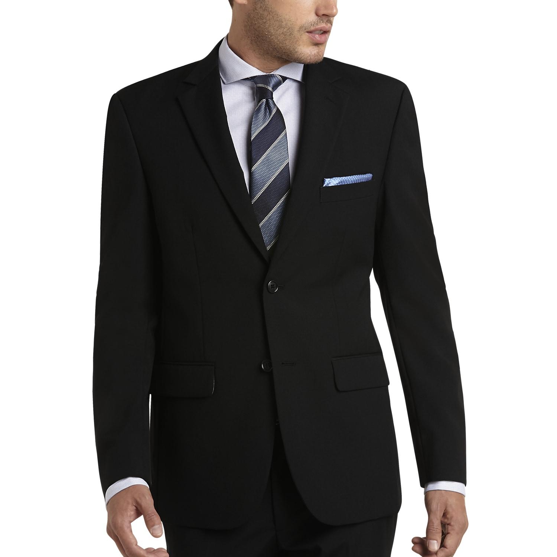 Pronto Uomo Black Modern Fit Suit - Men's Modern Fit | Men's Wearhouse