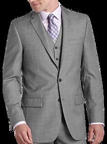 Mens Suits Egara Sharkskin Slim Fit Suit Men S Wearhouse