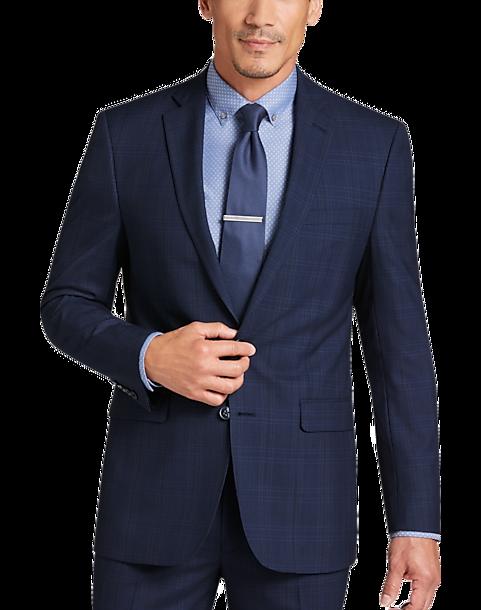 Black Suit Man Fashion