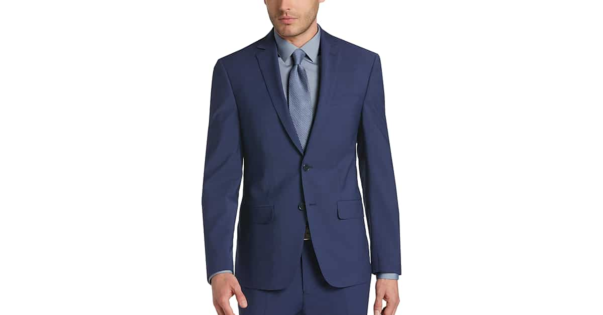 calvin klein men s suits men s wearhouse
