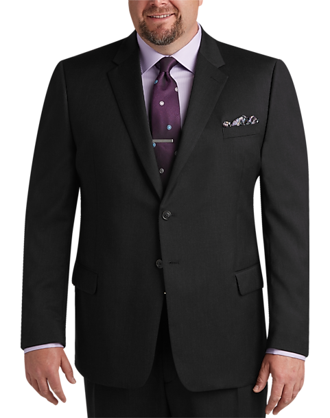 Joseph & Feiss Charcoal Executive Fit Suit