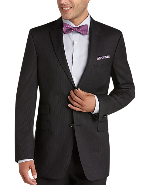 Tommy Hilfiger Mens Slim Fit Suit