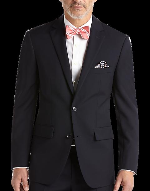 72b82bd51e28 Navy Modern Fit Suit - Men s Suits - Pronto Uomo