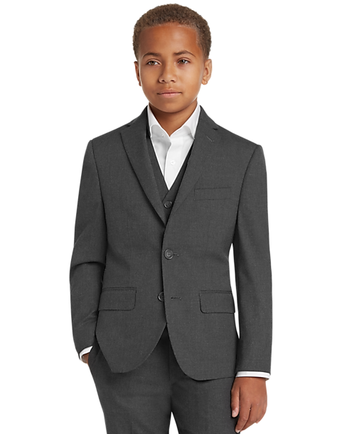 Clothing, Shoes & Accessories Mens Grey Suit 38