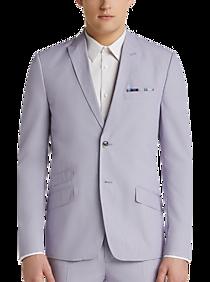 fe6124b2 Mens Clearance, Sale - Ben Sherman Lavender Pincord Stripe Extreme Slim Fit  Suit - Men's