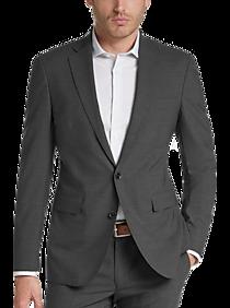 0936159af3373c Mens Suits - Cole Haan Grand.OS Gray Coolmax Lined Slim Fit Suit - Men s