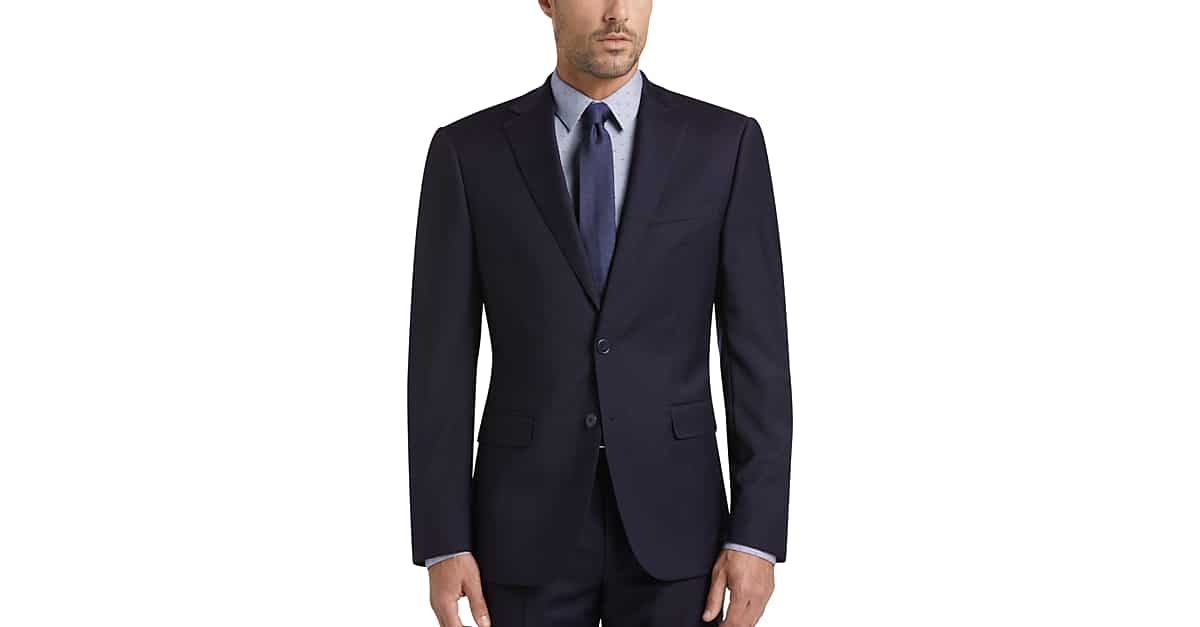 Calvin Klein Mens Suits Mens Wearhouse