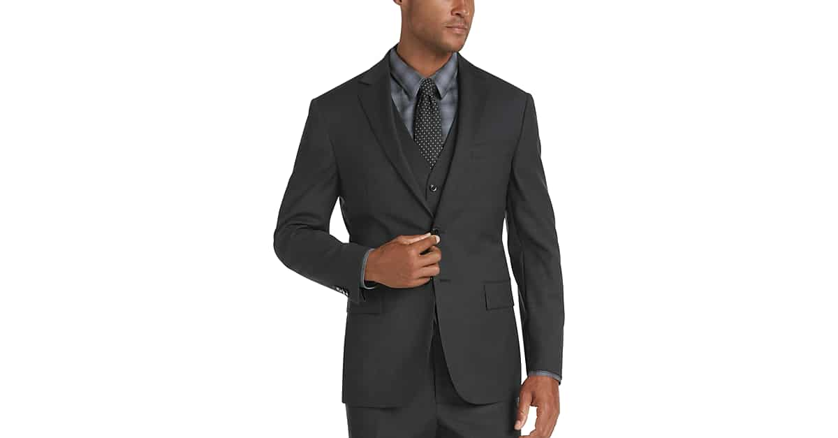 0f4e41b3b86d Men's 3 Piece Vested Suits, Suits with Vests | Men's Wearhouse
