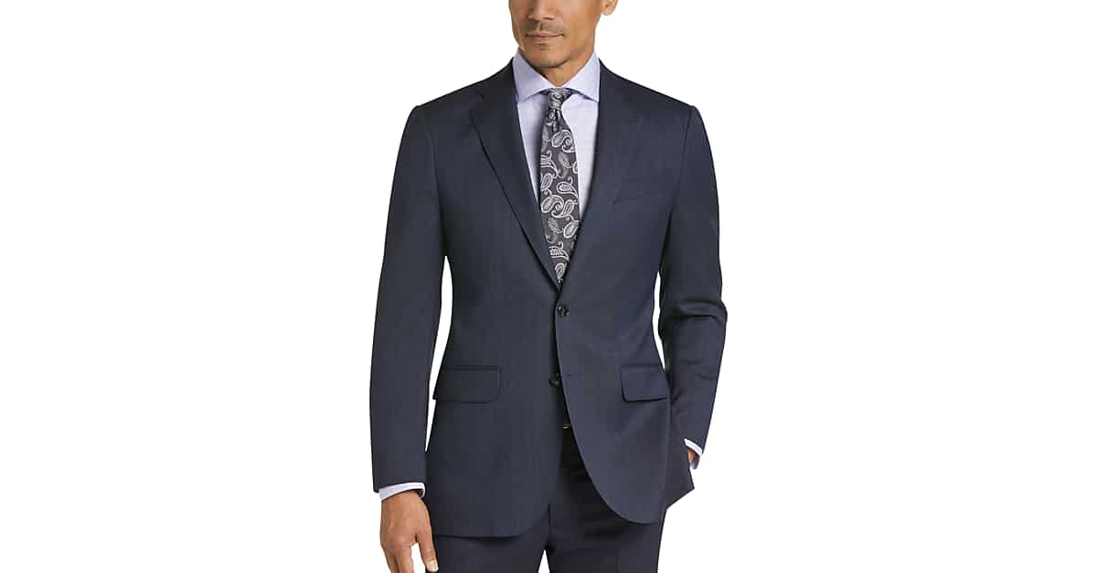 87be5bf8a55 Blue Suit - Shop for Navy Blue   Dark Blue Suits