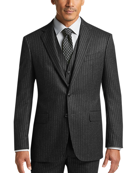 Special Section Joseph Abboud 100% Wool Imported From Italy Suit Men's Clothing