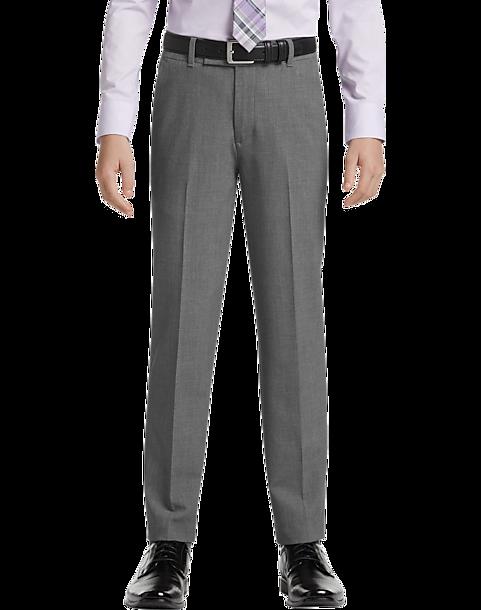0ea0a052afc4 Calvin Klein Boys Suit Separates Pants
