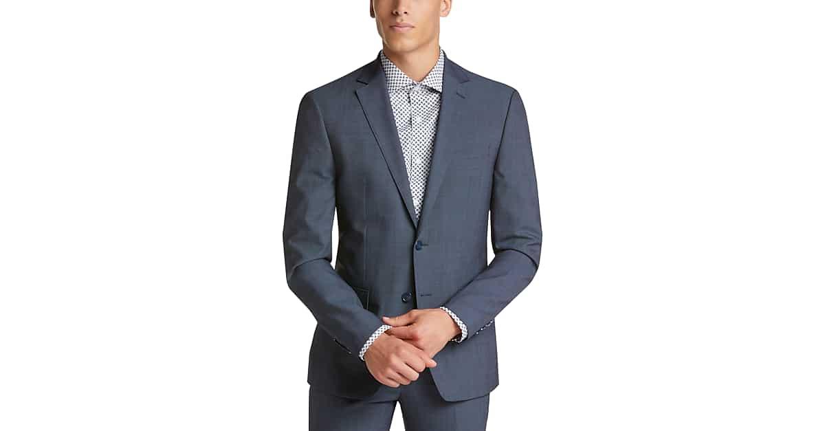 promo code 3e38d 7e456 Calvin Klein - Men s Suits   Men s Wearhouse