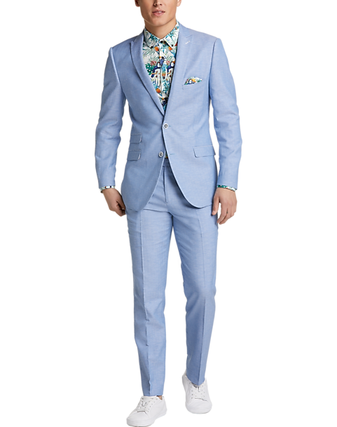 Light Blue Suit DlvV
