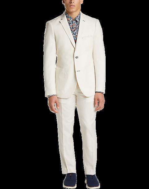 dcc8cf87518 Paisley & Gray Slim Fit Suit Separates Coat, Black
