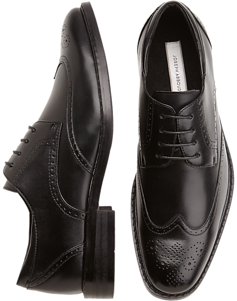 classic derby shoes - Black Joseph 2V1SXSj