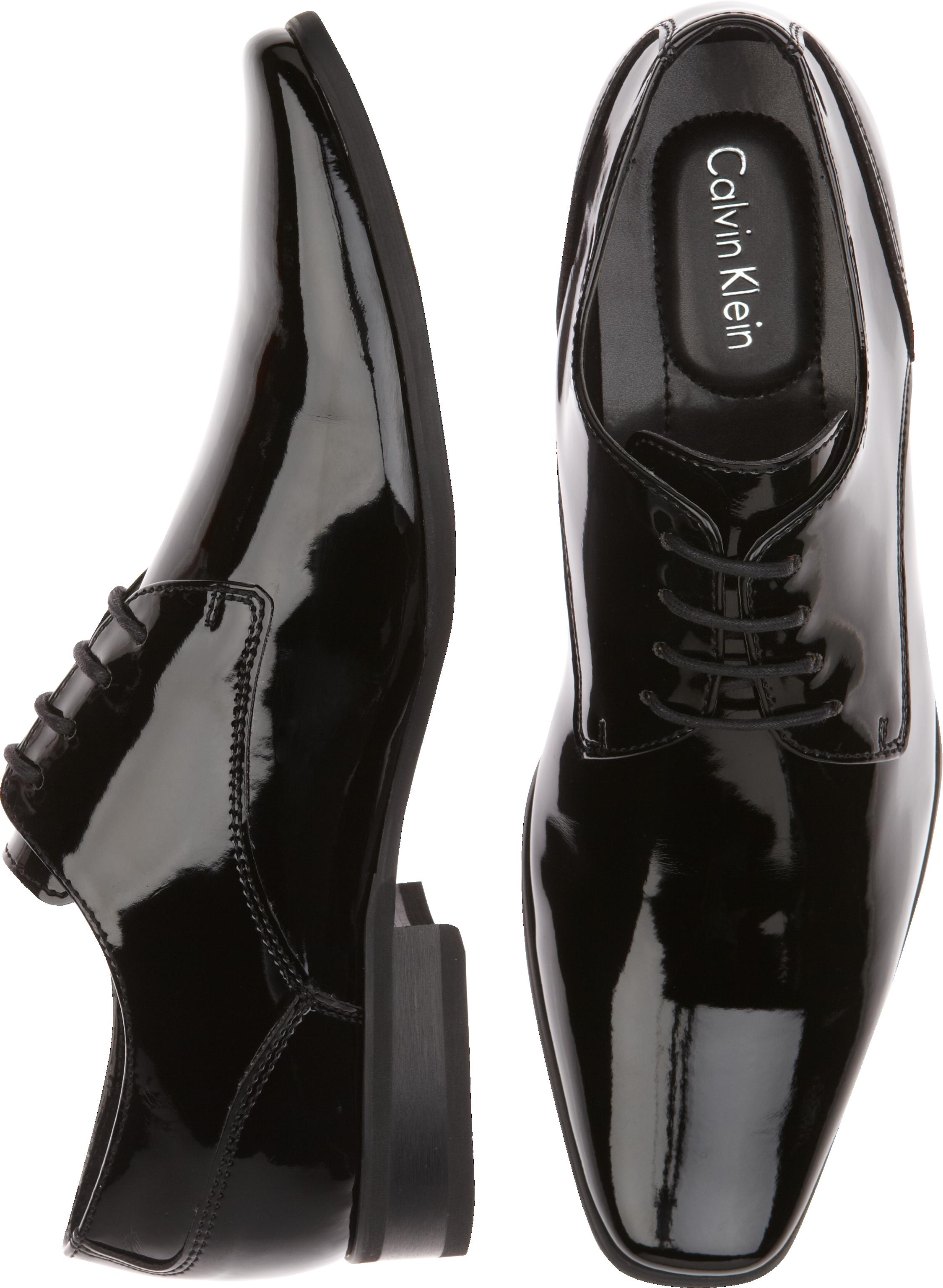 Black Formal Slippers