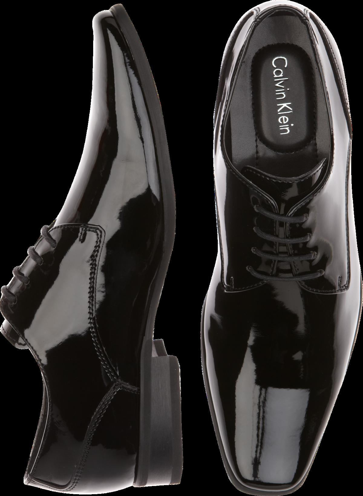 calvin klein brodie black tuxedo shoes s tuxedo