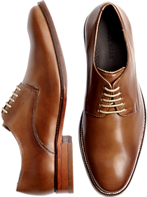 Cole Haan Williams British Tan Oxford Shoes