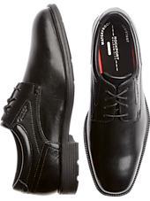 Display product reviews for Rockport Future Black Oxford Dress Shoes