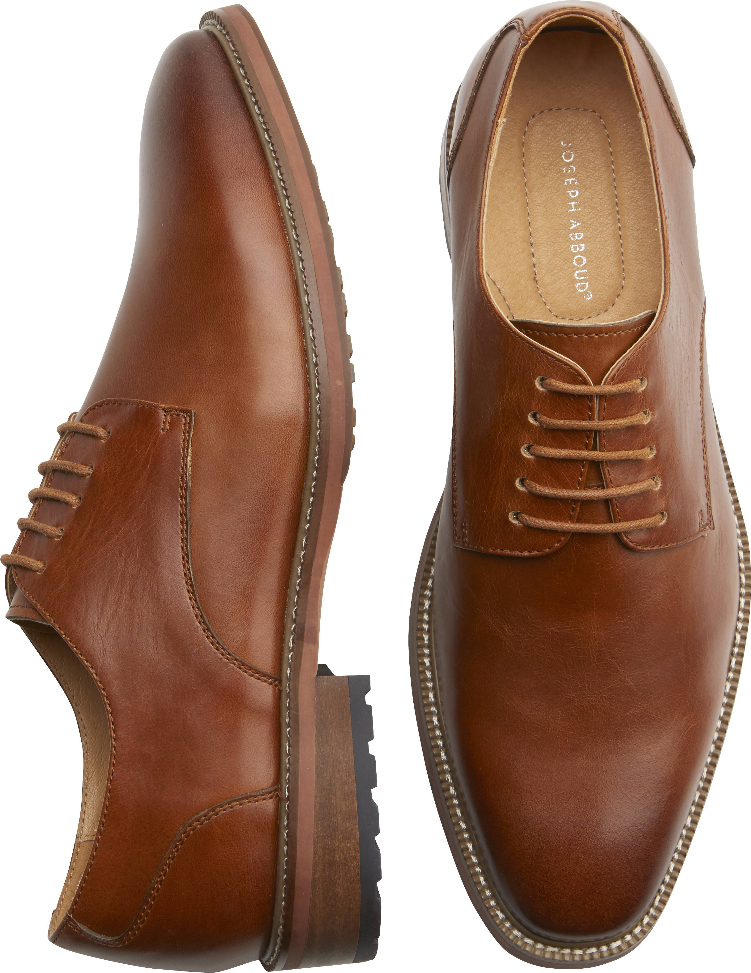 Mens Brown Wedding Shoes Threading Box MJ015621