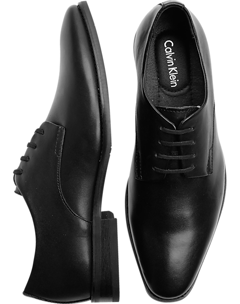 Calvin Klein Ramses Black Oxfords - Men s Shoes  5176f2b4c8d