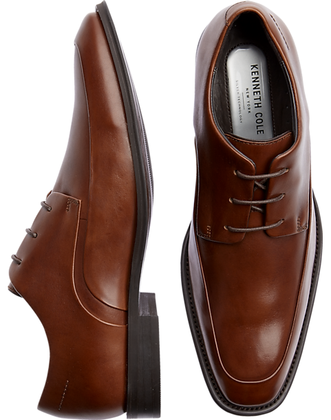 269bcee7931 Kenneth Cole Shore-Footed Tan Dress Shoes