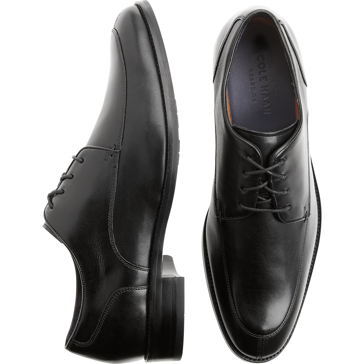 0eba4b57c17f Mens Featured - Cole Haan Lenox Black Oxford - Men s Wearhouse