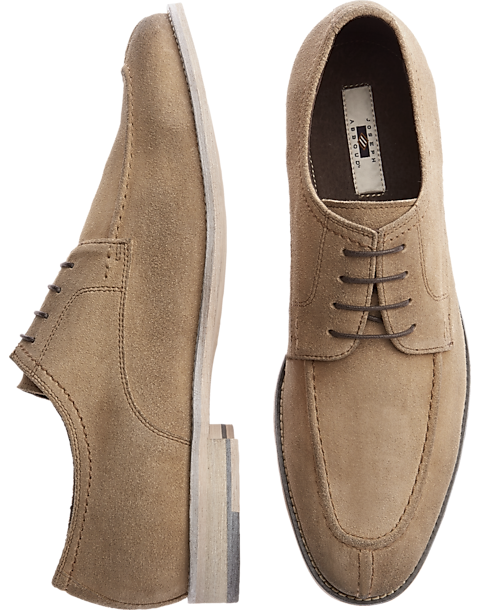Mens Oxford Shoes Wheat Color