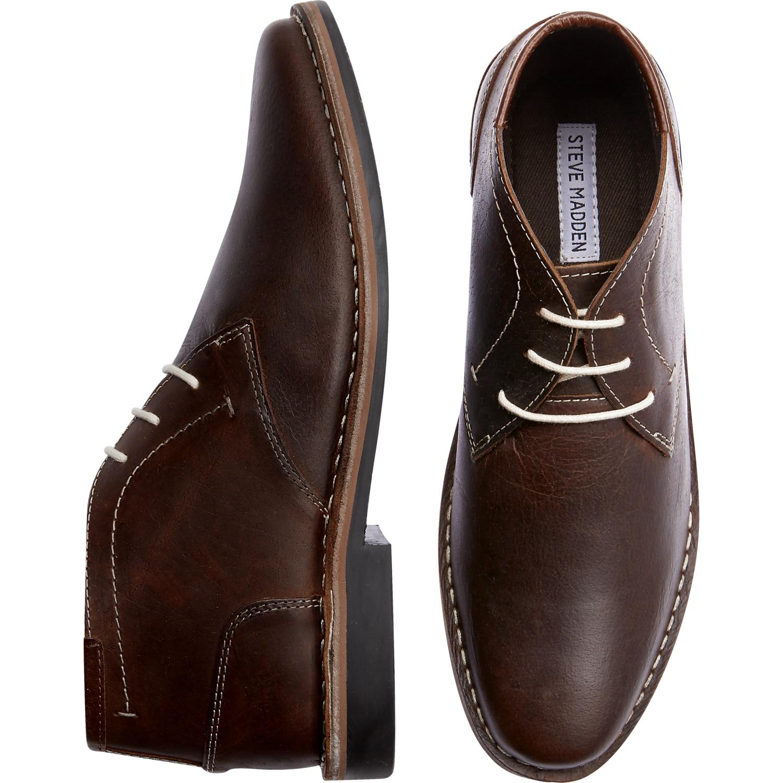Mens Steve Madden, Brands - Steve Madden Hermosa Brown Boot - Men's  Wearhouse