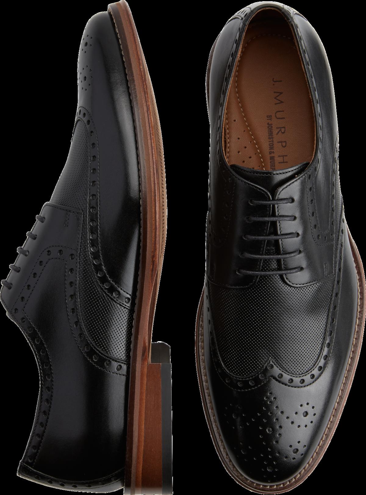 J Murphy By Johnston Murphy Men S Shoes Men S Wearhouse