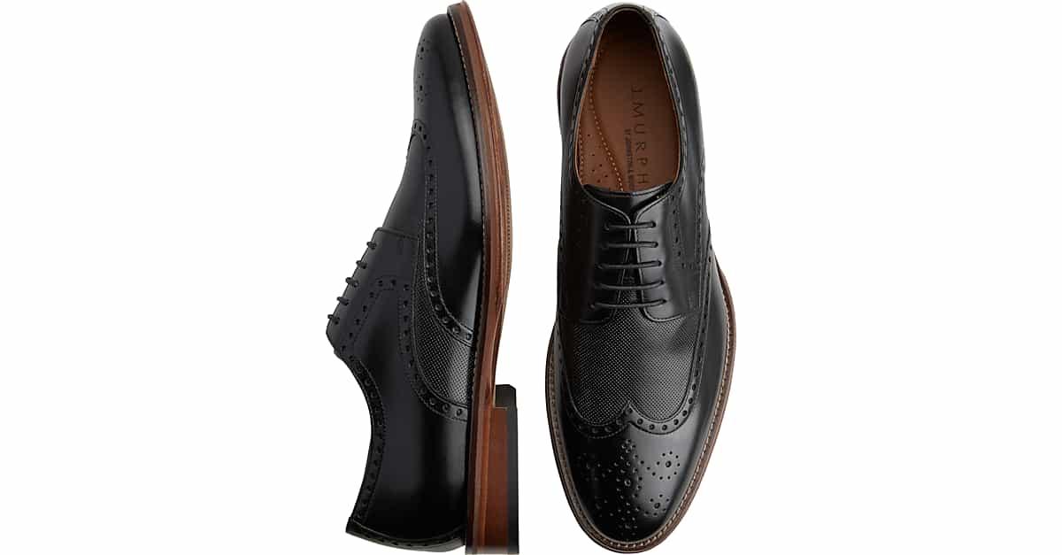 J Murphy By Johnston Murphy Mens Shoes Mens Wearhouse