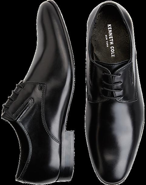 Kenneth Cole Mix Er Black Oxford Dress Shoes