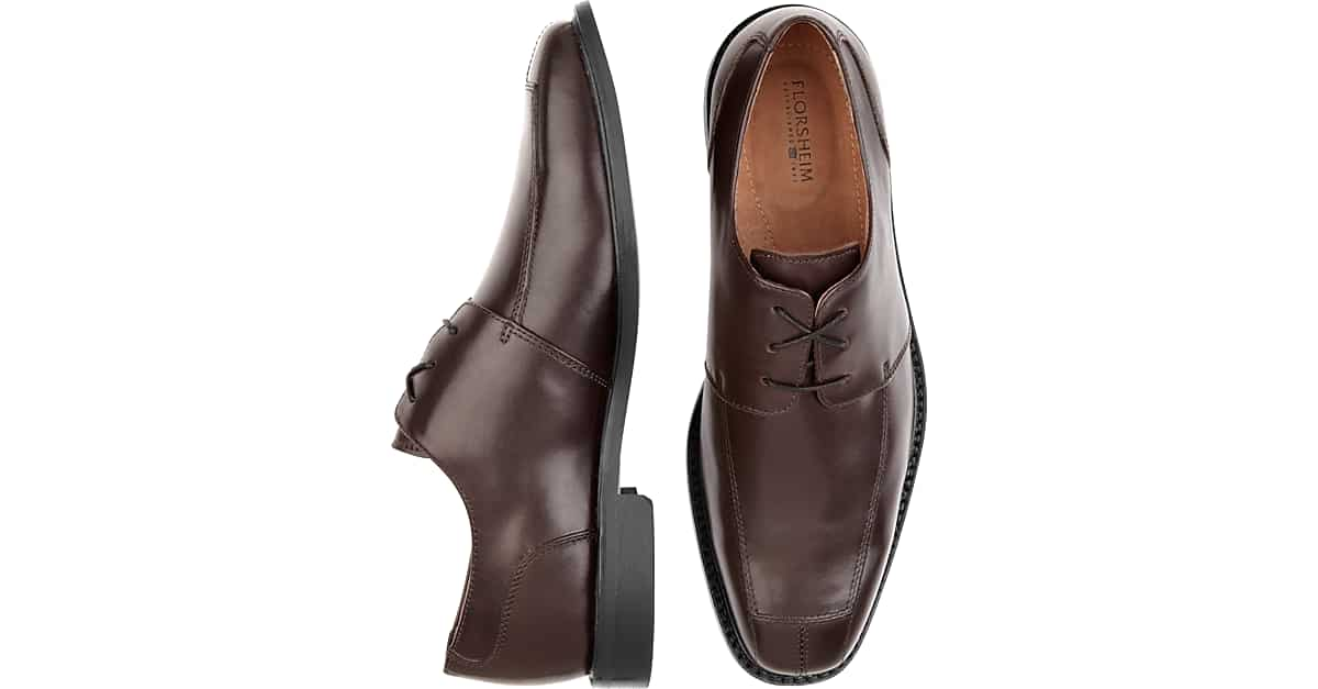 Brown Dress Shoe Slip On