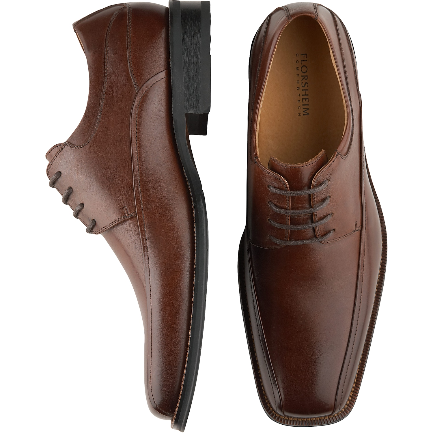 Payless Mens Brown Dress Shoes