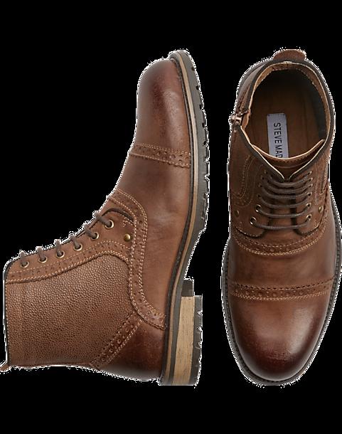 Steve Madden Sifter Tan Boots