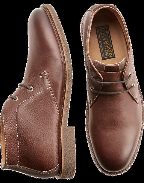 Lucky Brand Mason Brown Chukka Boot - Men s Boots  7e6c80831