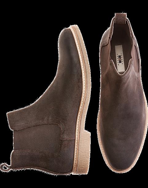 da99e09cf Joseph Abboud Brown Chelsea Boot - Men s Shoes