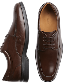 Belvedere Times Brown Moc Toe Dress Shoe