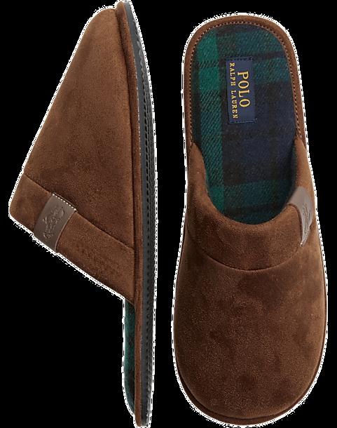 186292fdd775 Polo Ralph Lauren Summit Tan Slippers - Men s Shoes
