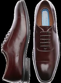 be5d84712e9449 Mens Shoes - Kenneth Cole TECHNI-COLE Burgundy Oxfords - Men s Wearhouse