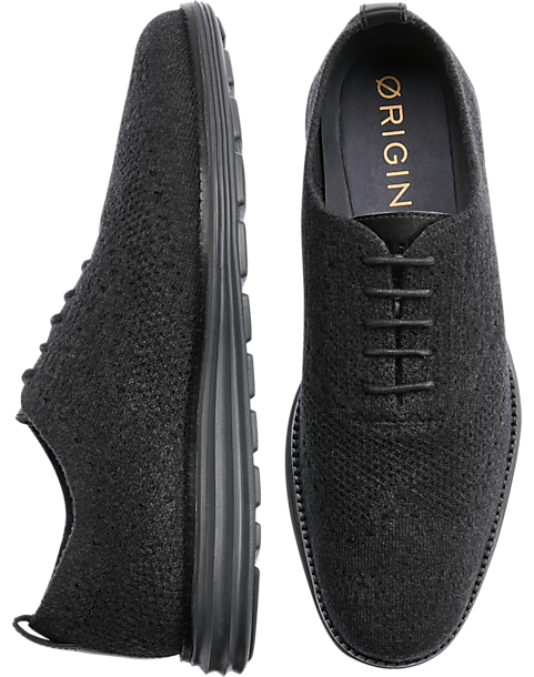 Cole Haan Men/'s Original Grand Wing Oxfords Black Leather Pick A Size MSRP $150